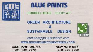 BLUE PRINTS ARCHITECTURE, PC