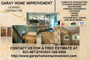 GARAY HOME IMPROVEMENT